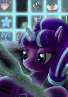 Starlight Glimmer by Bethiebo