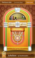 Jukebox icon by Shurikmacedon