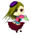 Chibi Collection - Page 5 Donia_by_hyerahizyb-d8sok4l
