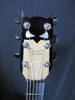 Headstock by DwayneRushfeldt