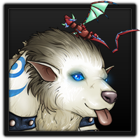 Staff Avatar - Poeticdragon by Noxychu