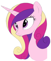 Cadance ( Colored ) by Shawnyall