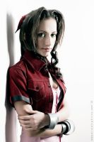 Aerith - Advent Children by Narga-Lifestream