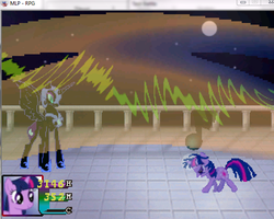 Battlechar Twilight beta test by The-mArduk