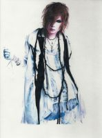 Uruha by alienmaskedcreature
