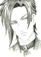 Claude Faustus by heartandbonebreaker