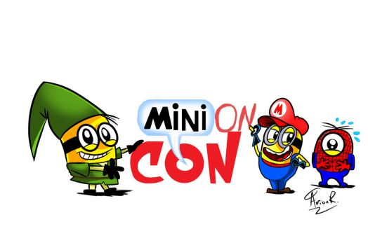 Minion Con by miitoons