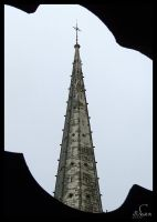 Cathedrale de Bayonne by 7of9
