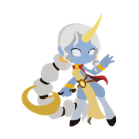 Soraka, The Star Child by indecentdecendant