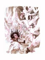 WONDERCON_SADOKO by EricCanete