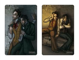 Victorian Hangover by LaTaupinette