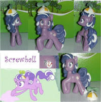 Screwball by TianaTinuviel