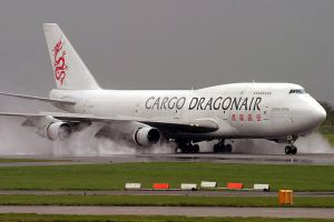 Dragonair Boeing 747 by PJones747-Aircraft