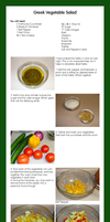 Greek Salad - Tutorial by ElwynAvalon