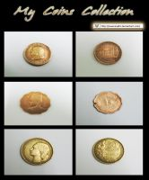 My coins Collection by mascara84