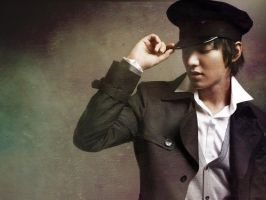 Lee Min Ho by vicky27