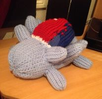 Work in progress - Nordic Melody plushie 02 by mirry92