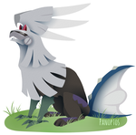 Silvally, the synthetic cutie! by Panoptos