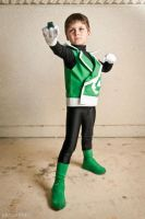Mini GL Guy Gardner by ComicChic19