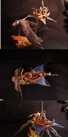 Lothern Skycutter with Eagle Eye Bolt Thrower by Minisnatcher