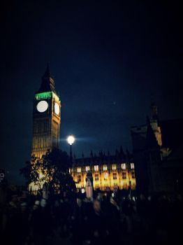 Insignificant Big Ben  by Thomaskellerman