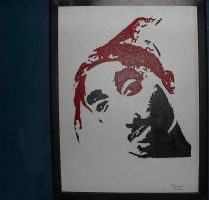 2 pac painting by juicethehedgehog