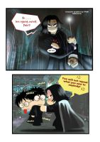Angry Professor Snape by user--9984