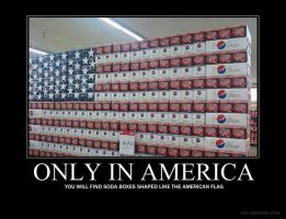 Only in america by 4evergaara