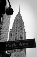 Chrysler Building 2 by DostorJ