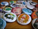 Badges photo by Mili-chan