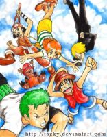 One Piece  Memories by tazky