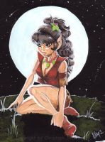 Brownberry Moon by kiwi241277