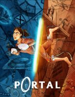 Portal cover redesign by aerettberg