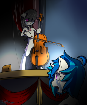 A Puppet to her fame by TheYoungReaper