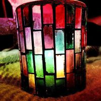 a candle by r0xyz3r0