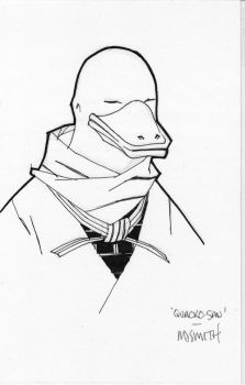 Quacko by MD Smith by duckness