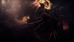 Headless Hecarim Wallpaper by iamsointense