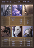Commission Info by flowerewolf
