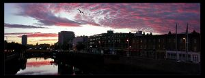 Dublin Sunrise by french-fries