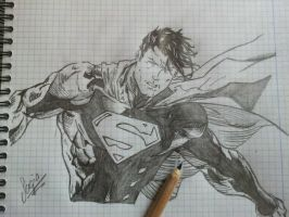 Man of steel by Drs-578