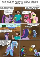 The Ender portal Chronicles Part 12 by CIRILIKO