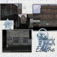 city stock pack 1 by Ecathe