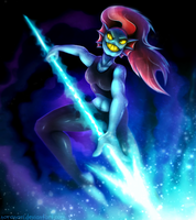 Spear of Justice by noronori
