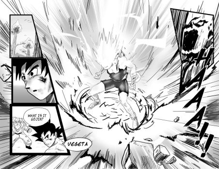 Dragonball Z Ascension - P.15 and 16 by Autobiotic
