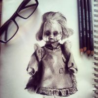 Evil Doll by KainOc