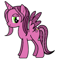 MLP - Sugar Plum by DreamingLionesse