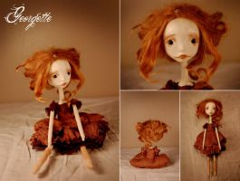 Georgette by CheekieBottoms