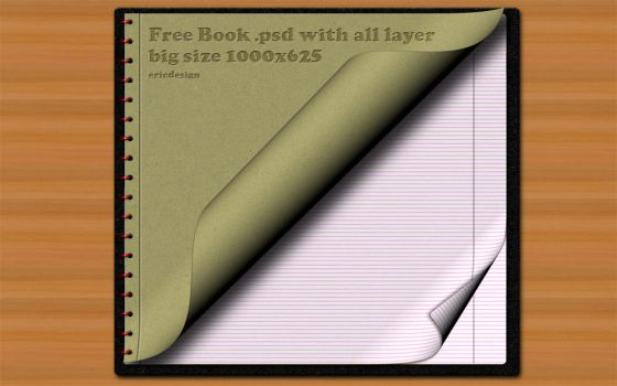 free book by 3DEricDesign