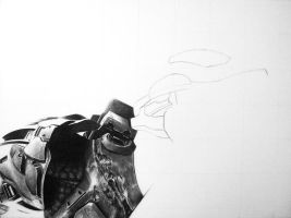 Master Chief WIP #2 by Names76