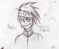 First Soul Sketch by Prota-Girl